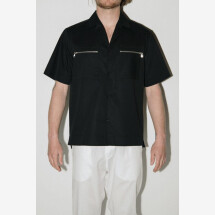 -Black Shirt with Pockets from CHRISTIAN PELLIZZARI-21