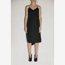 -Black 3/4 Dress from ANDREA YAAQOV-21