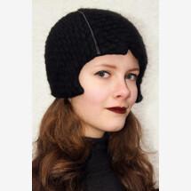 -black corner cap KARA_198-23