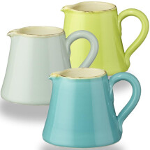 -Milk jug of Italian ceramics-21