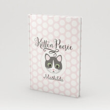 "-Personalized Book A5 ""Cat"" DUPLICATE-2"