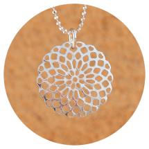 -artjany mandala necklace rhodium plated-22