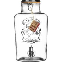-Beverage dispenser 5l Kilner Original with tap-21