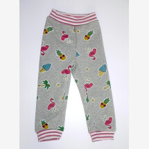 -Children pants size 98/104 gray-2