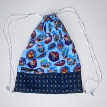 "-Childrens gym bag ""Pirates""-20"