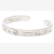 -KITZBÜHEL coordinate bracelets men silver plated-20