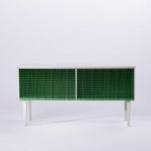 -Sideboard chain reaction green-21