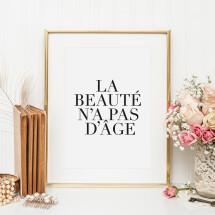 -Tales by Jen Art Print: La Beauté na pas dage-21