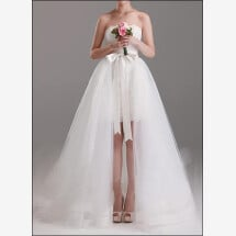 -2-in-1 dress with detachable tulle skirt-21