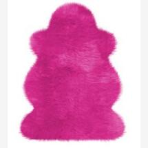 -Australian lambskin pink bluebird design-21