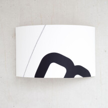 -Maritime wall lamp home port of sail with wall connection-22