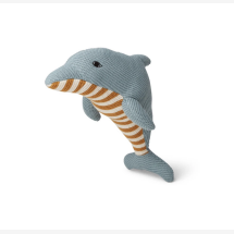 -Liewood Diver Teddy dolphin blue-21
