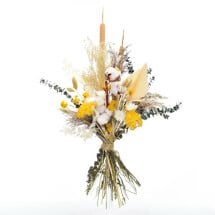 "-Dried bouquet ""morning dew""-l-21"