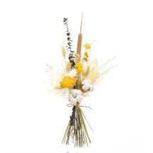 "-Dried bouquet ""morning dew""-m-21"