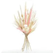 "-Dried bouquet ""Rosen Temptation""-21"