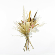 "-Bouquet of dried flowers ""Tender temptation""-M-21"