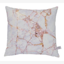 -Throw pillow Grasse Premium a symbiosis of marble and velvet-2