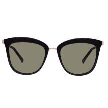 -Caliente Black Cat Eye Sunglasses-23