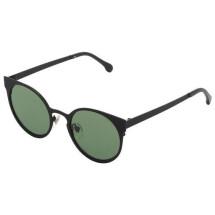 -KOMONO Sonnenbrille Lulu Metal Black Matte-21