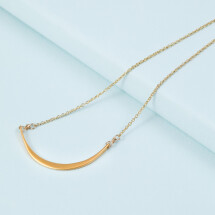 -Gold Moon Necklace-21