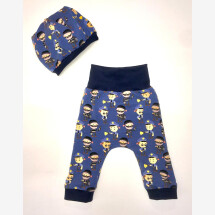 -Baby pants with hat size 62/68-21