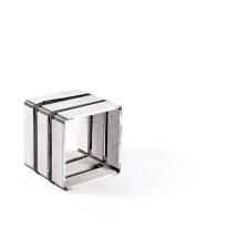 -White Moveo Casa Modular Shelving System 30x30cm-21