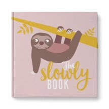 "-Personalized diary ""Faultier""-2"