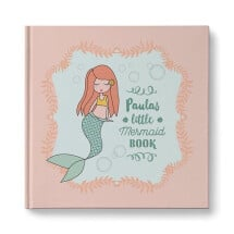 "-Personalized diary ""Mermaid""-21"