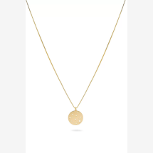 -Moon Necklace Gold-21