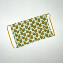 -Mouth-nose mask with pineapple pattern-21