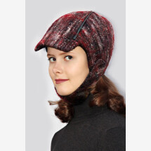 -Burgundy bar cap NELA_190-21