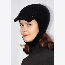 -black bolt cap with nubs NELA_198-22