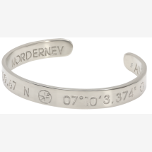 -NORDERNEY Coordinate Arm Bracelets sterling silver 925-2