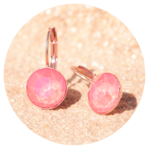 -Artjany earrings light coral rose gold-2