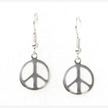 -Earrings Peace-21