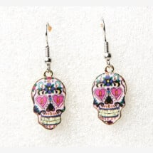 -Skull earrings-21