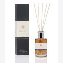 "-Room fragrance reed diffuser ""Cinnamon-Orange""-21"