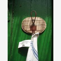 -Towel or coat hooks made of driftwood-21