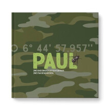 "-Personalized notebook ""Camouflage""-2"