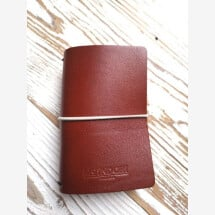 -Cognac Mini MoinDori Classic Notebook-21