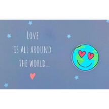 -Pin world globe-21