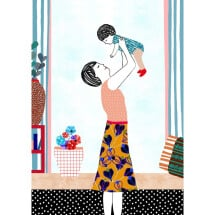 -Mother and Baby Poster Manon de Jong-21
