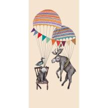 -Parachute postcard Liekeland-21
