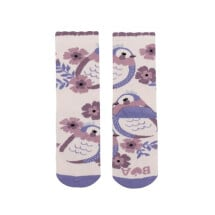 -Princess Birds Midi Socks-21