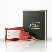 -Luggage Tag II Leather Stitching Pack-21