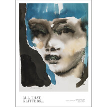 -ALL THAT GLITTERS Limited and signed art print-21