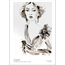-DAISY Limited and signed art print-21