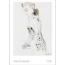 -THE PLAYLIST Limited and signed art print-23