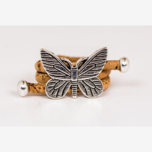 -A cork ring with a butterfly-21
