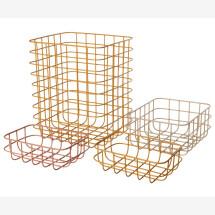 -Maileg metal baskets 4 pieces variant 2-21